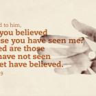 A Call to Faith (John 20:24-32)